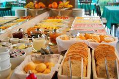 Café da Manhã - Pousada dos Chás - Jurerê - Florianópolis, SC: