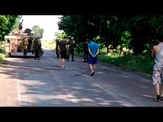 Владимировка 19 мая 2014 часть 1