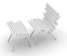 La Gramigna #Chair by Michele Marin