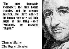 Thomas Paine - The Age of Reason