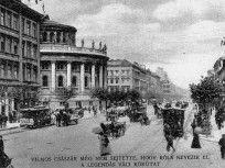 1800-as évek vége, Váci körút (Bajcsy-Zsilinszky út), 5. és 6. kerület Budapest, Tarot, Street View, Tarot Decks, Tarot Cards