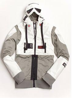 Sci-Fi Winter Wear #marcecko #starwars
