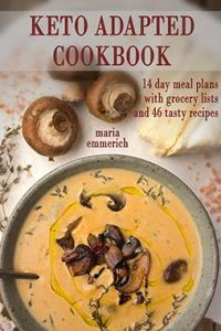 ebook Keto Adapted Cookbook 14 day meal plans with weekly grocery list and 46 tasty recipes.Keto Adapted Cookbook 14 day meal plans with weekly grocery list and 46 tasty recipes. Weight Watcher Desserts, Weight Watchers Meals, Sugar Free Ice Cream, Low Carb Ice Cream, Best Keto Bread, Low Carb Bread, Protein Bread, Paleo Bread, Lchf