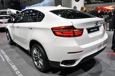 BMW X6 M50d 2012–года из серии M Performance