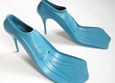 Flipper High Heels - mmmmmm ok