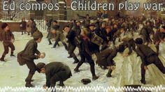 Ed compos - Children play war
