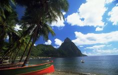 Things to do in St. Lucia: Vacations, Tourism, and Hotels | Away.com #AwayTravel