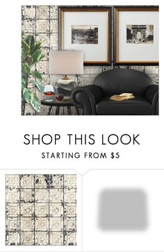 """""""Sem título #1663"""" by cmb51 ❤ liked on Polyvore featuring interior, interiors, interior design, home, home decor, interior decorating, Wyld Home, Shabby Chic and Currey & Company"""
