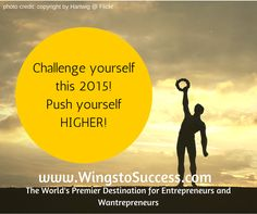 2015 is the year of opportunities, if you like it! Entrepreneurship, Photo Credit, Wings, Success, Feathers