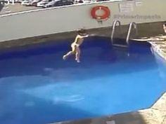 VIDEO: Un hombre ahoga a una niña en una piscina y es condenado a 100 años de cárcel