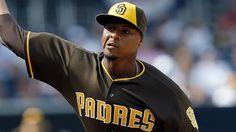 #MLB: El Quisqueyano Luis Perdomo cae en la lista de incapacitados de los Padres
