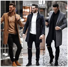 Blazer Outfits Men, Stylish Mens Outfits, Casual Winter Outfits, Best Winter Outfits Men, Mens Blazer Styles, Urban Style Outfits Men, Mens Clothing Styles, Sweater Outfits, Outfit Hombre Formal