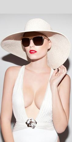 Gottex 2013 Floppy Hats, Bikinis, Bikini Swimwear, Beach Swimsuits, Gold  Hats, 82f316bb0b