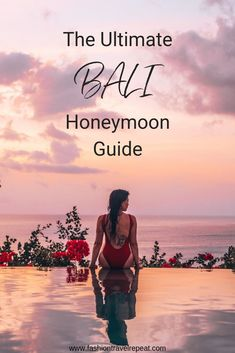 I spent 11 days in Bali for my honeymoon and can confidently say that it's a perfect honeymoon destination. A Bali honeymoon is the perfect mix of beaches, luxury, romance, history and great food. Bali Honeymoon, Best Honeymoon Destinations, Romantic Destinations, Romantic Vacations, Romantic Travel, Travel Destinations, Honeymoon Ideas, Best Honeymoon Spots, Honeymoon Clothes