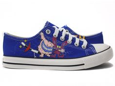 Zapatillas REAL MONSTERS by www.pimpamcreations.com