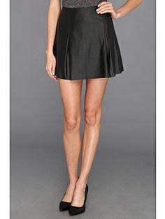 BCBGeneration Pleated Short Skirt