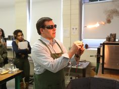 Cal U students can earn a degree in fine arts, art education or graphic design.