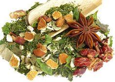 Weight loss diet- konacha green tea with medicinal herbs ginger orange sweet flavor - Japanese kampo weight loss green tea shop