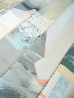 Bleak is Beautiful - Final Collection - Amy Foster - Printed Textile Designer