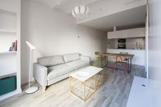 Total look Ikea_nooks architects_ristrutturazioni piccolo appartamento_case Barcellona