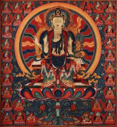 The Large Sutra on Perfect Wisdom :  With the Divisions of the Abhisamayalankara  (100.000 verses Prajnaparamita)  -- translated by Edward Conze