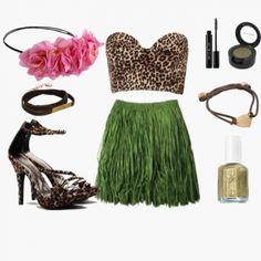 Let them hear you #Roar this #Halloween! Use items from our closet to create a Katy Perry inspired #costume: http://wishi.me/Halloween