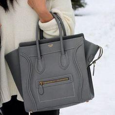 This Celine bag is definitely worth $6,000