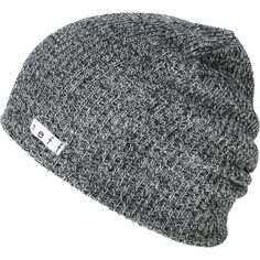 pepper colored neff beanie