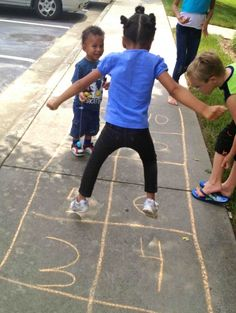 7 Simple Traditional Games My Children Play ~ I teach my kids games I used to play growing up to instill in them heritage and a love of play.