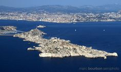 Marseille and Frioul islands