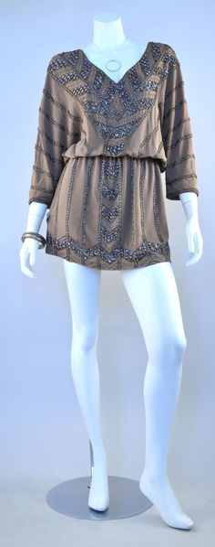 Haute Hippie Dress $895   Available at Gena Chandler 919-881-9480