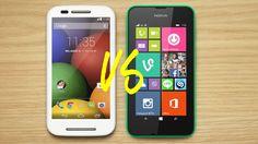 Nokia Lumia 520 vs Motorola Moto E – Top Cheap Smartphones Comparison