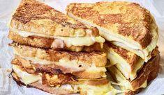 Nadiya Hussain Savoury French Toast Recipe BBC Time to Eat Nadiya Hussain Recipes, Savoury French Toast, New Recipes, Favorite Recipes, Brunch Recipes, Chocolate Dishes, Shawarma Recipe, Breakfast Hash, Breakfast Dishes