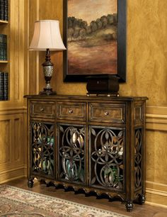 05168 1 Ambella Clairmont Console Table | eBay