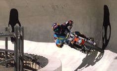 Robbie Maddison Rips Up Olympic Park, Sets New Drop-In Record + Video » Motorcycle.com News