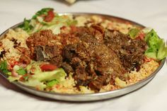EAT AND BE MERRY, FOR TOMORROW WE DIE(T): Yemeni, Ascot Vale by Chewy