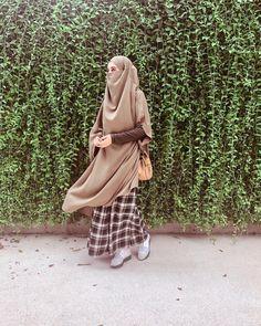 Hijab Style, Hijab Chic, Hijab Niqab, Casual Hijab Outfit, Hijab Dress, Mode Niqab, Niqab Fashion, Muslim Women Fashion, Muslim Beauty