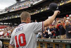 October 7, 2012    Chipper Jones: Reflecting on an MLB Legend