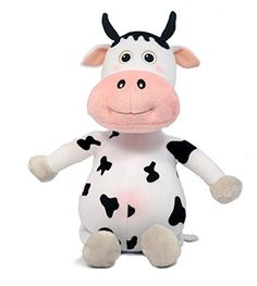Little Baby Bum Musical Cow Daisy Plush ** Be sure to check out this awesome product.Note:It is affiliate link to Amazon.
