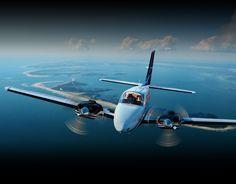 Beechcraft Baron G58 Twin Piston: Gallery