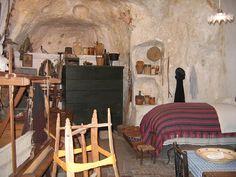 . Cave dwellings (Sassi di Matera / Italy)