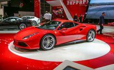Ferrari 488 GTB..