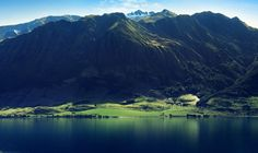 New Zealand. I cannot believe something on Earth can be this beautiful. I would love to do travel SLP here for a while.