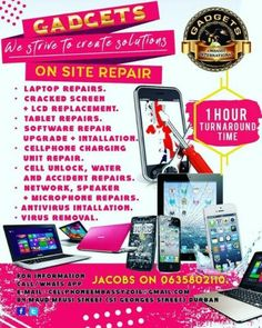 Find Electronics & IT Services in Umlazi! Search Gumtree Free Classified Ads for Electronics & IT Services and more in Umlazi. Windows Upgrade, Computer Service, Laptop Repair, Microsoft Windows, Operating System, Laptop Computers, Range, Stove, Range Cooker