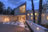 Modernism meets outdoor living
