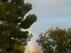 Rainbow in Saugus.