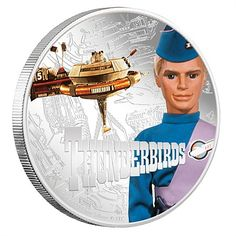 The Thunderbird 5 Silver Coin released by New Zealand Mint is a highly collectible Silver Coin. The Thunderbird 5 Silver Coin has a limited mintage of 5,000 coins. Buy Coins Online. New Zealand Mint, Experts in Collectible Coins & Gifts.