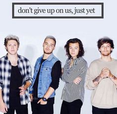 Never. I will never give up on you.>> and why would I do that? You saved my life. Never in a million years no matter how hard it gets, no matter how much I get bullied, and no matter how many friends I loose