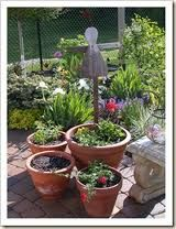 container gardening, you can grow veg in anything