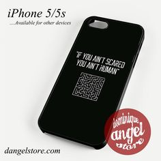 The Maze Runner Phone Case for iPhone 4/4s/5/5c/5s/6/6s/6 Plus
